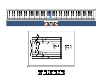 Classroom Maestro - Single Note Mode