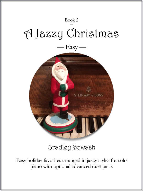 Jazzy Christmas 2 Cover
