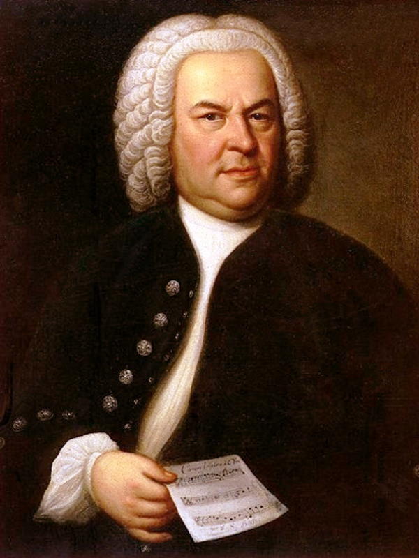 Bach Cover