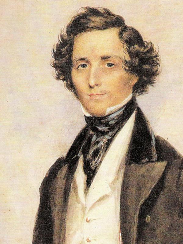 Mendelssohn Cover