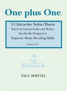 One Plus One by Paul Sheftel