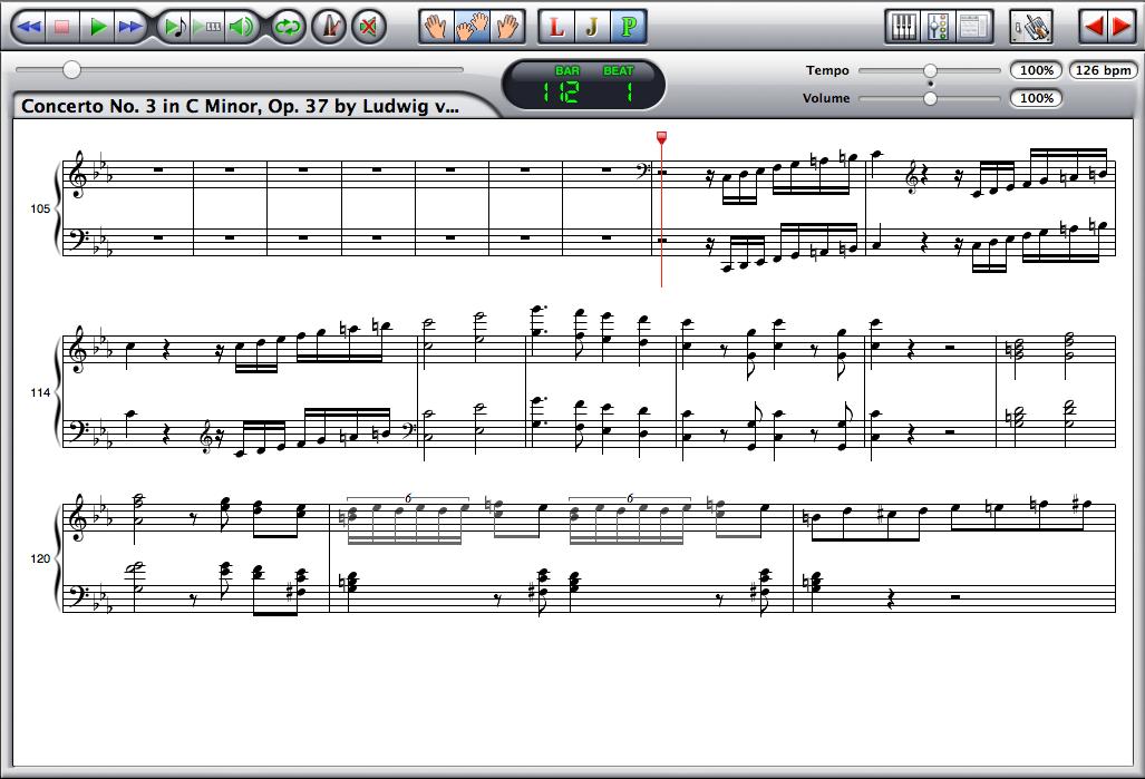 Ludwig van Beethoven: Concerto in C Minor, Op  37