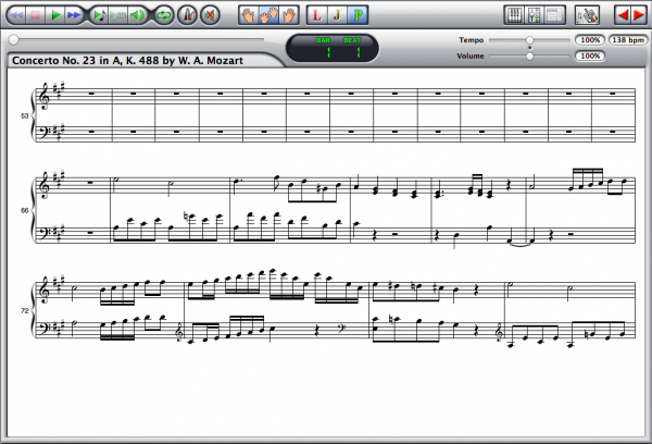 Mozart-Concerto-K488