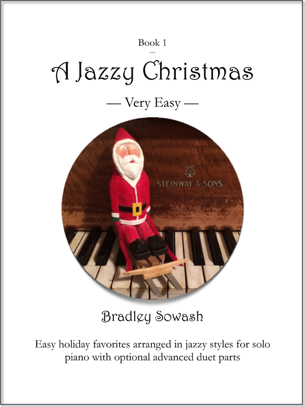 Jazzy Christmas 1 Cover