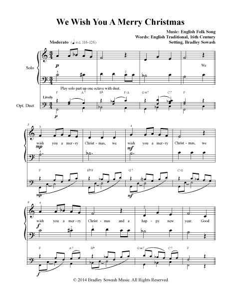 A Jazzy Xmas Book 2 PDF-MIDI Album Sheet Music A