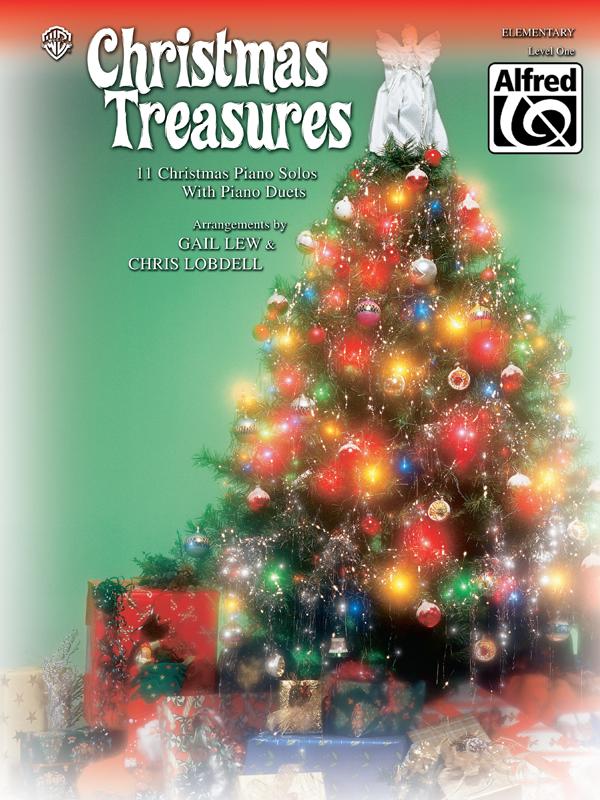Christmas Treasures Level 1-Lew-Lobdell