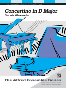 Concertino in D by Dennis Alexander