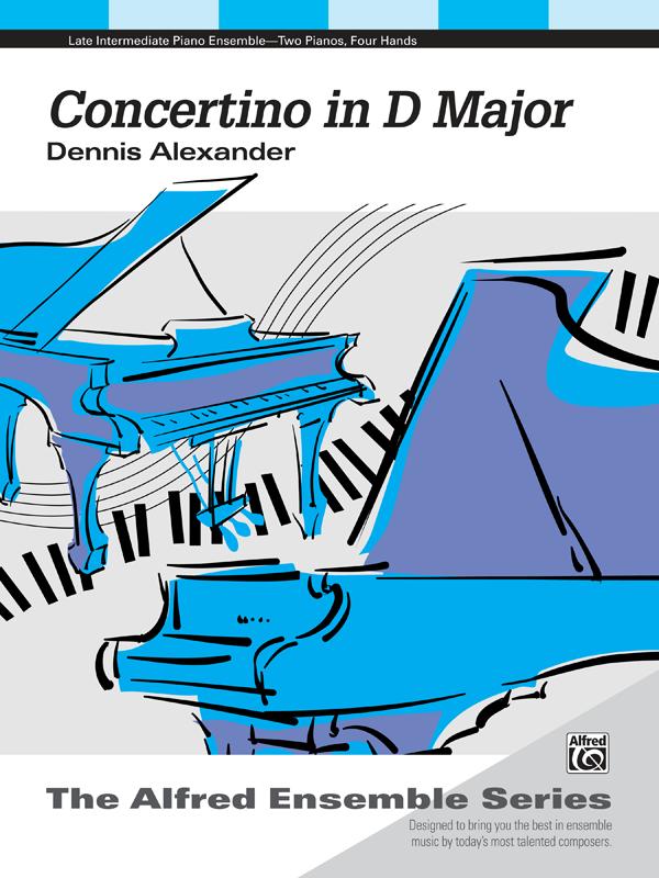 Concertino in D - Dennis Alexander
