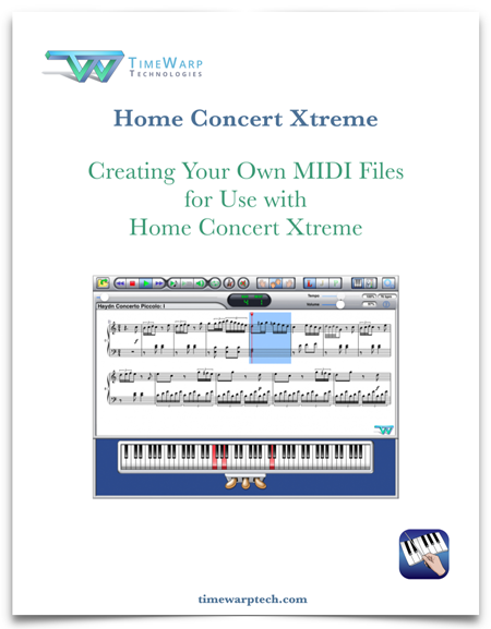 Creating Your Own MIDI Files Cover Small