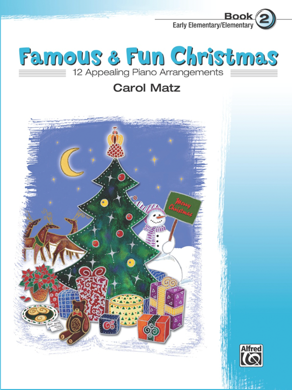 Famous & Fun Christmas Book 2