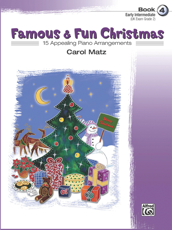 Famous & Fun Christmas Book 4