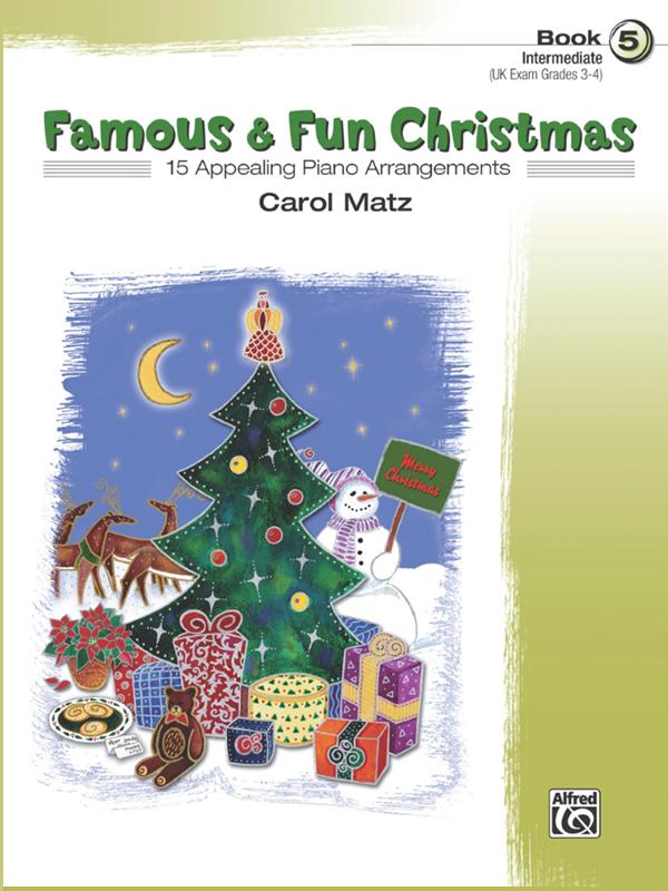 Famous & Fun Christmas Book 5