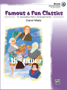 Famous & Fun Classics Book 4