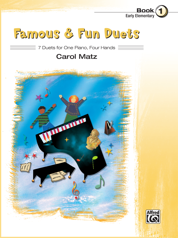 Famous & Fun Duets Book 1