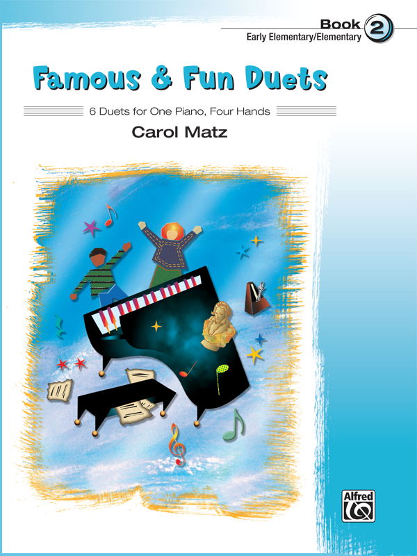 Famous & Fun Duets Book 2