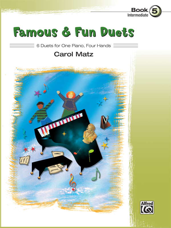 Famous & Fun Duets Book 5