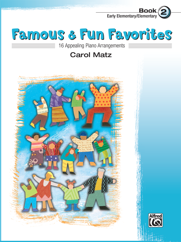 Famous & Fun Favorites Book 2