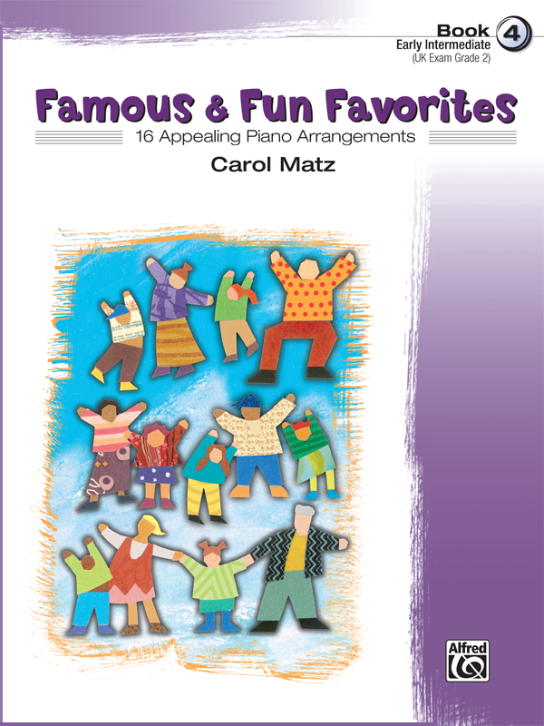 Famous & Fun Favorites Book 4
