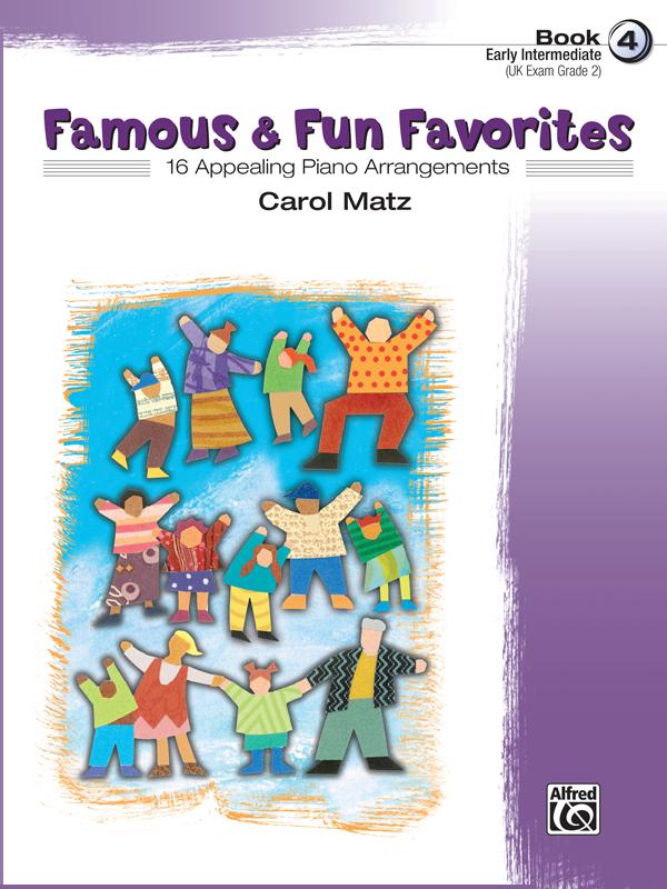 Famous & Fun Favorites Book 4