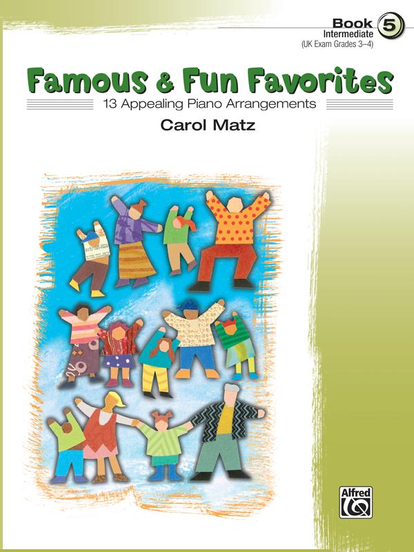 Famous & Fun Favorites Book 5