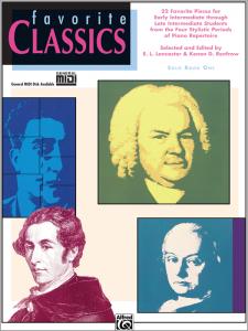 Favorite Classics Book 1