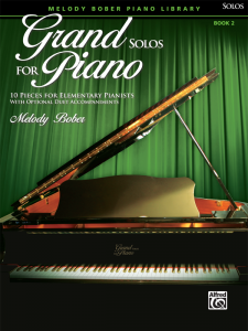 Grand Solos for Piano Book 2 by Melody Bober