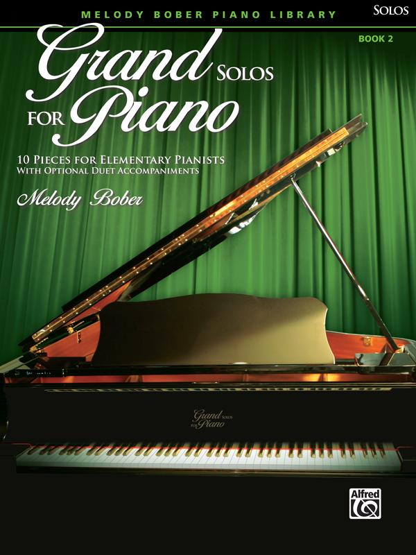 Grand Solos for Piano Book 2