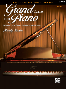 Grand Solos for Piano Book 4 by Melody Bober
