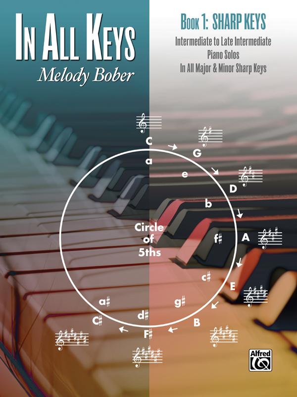 In All Keys Book 1-Sharp Keys