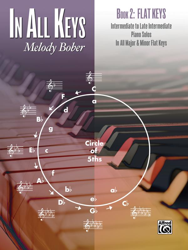 In All Keys Book 2-Flat Keys