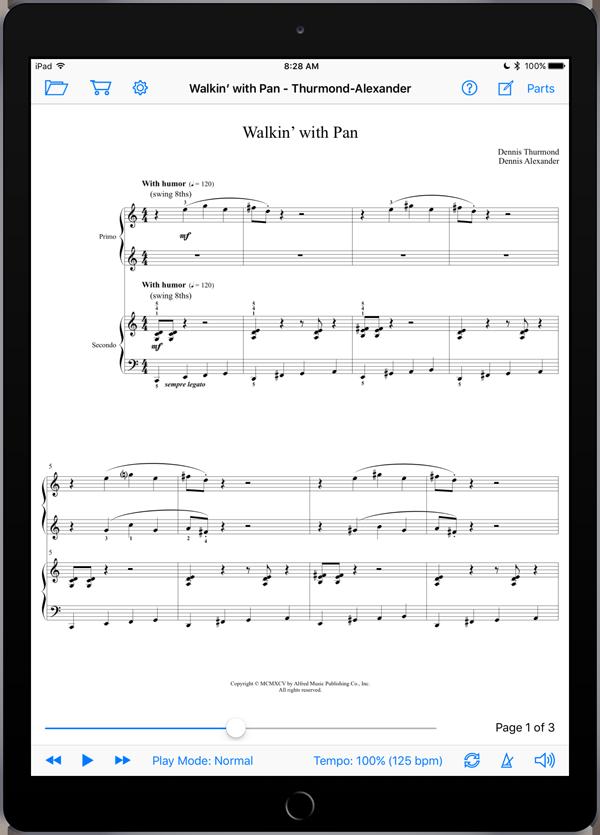 Jazz SophistiCAT Duet Book 1 by Alexander & Thurmond
