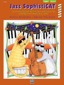Jazz SophistiCAT Duet Book 2
