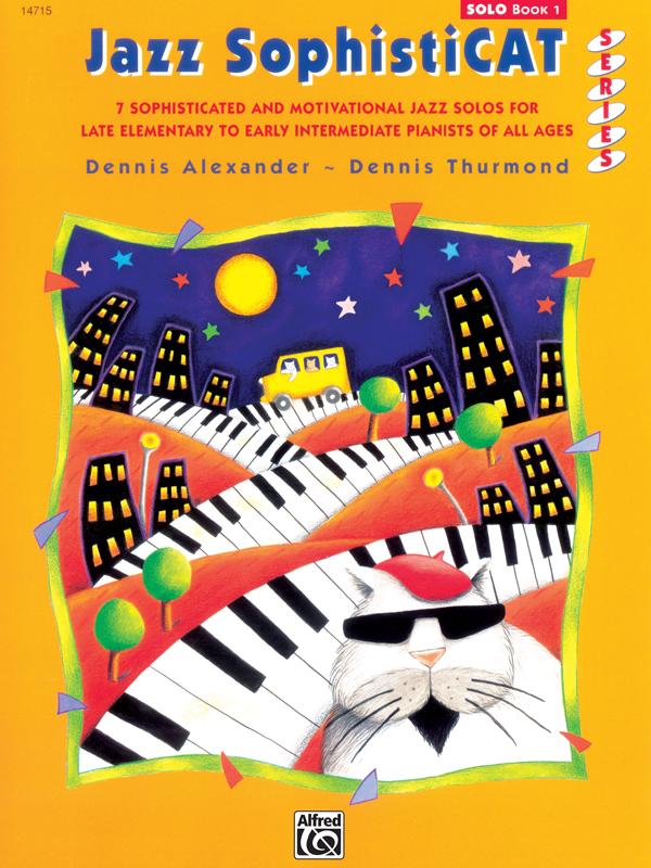 Jazz SophistiCAT Solo Book 1