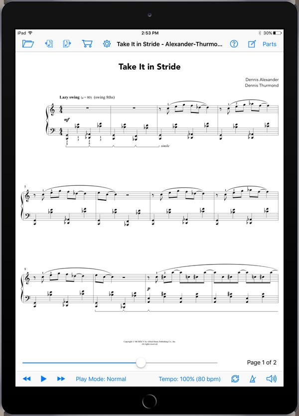 Jazz SophistiCAT Solo Book 2 by Alexander & Thurmond