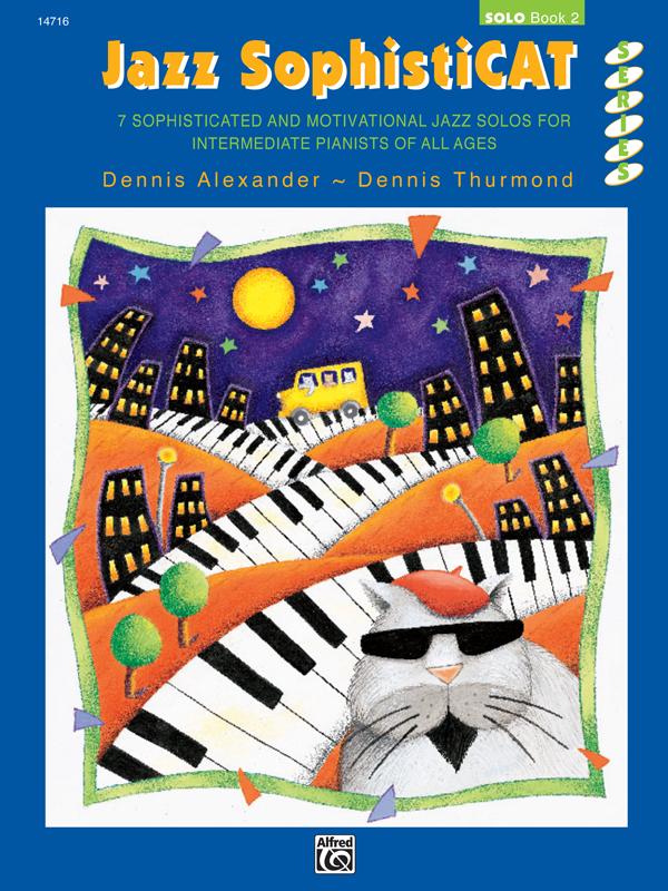 Jazz SophistiCAT Solo Book 2