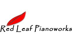 Red Leaf Pianoworks Logo