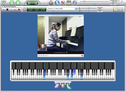 Internet MIDI