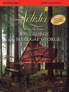 Artistry at the Piano – Repertoire 1