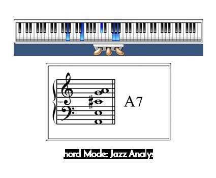 Classroom Maestro - Chord Mode - Jazz