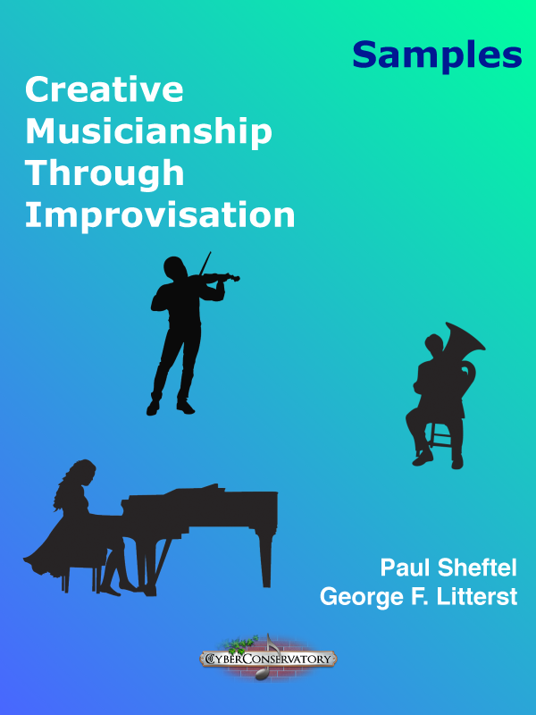 Creative Musicianship Samples Cover