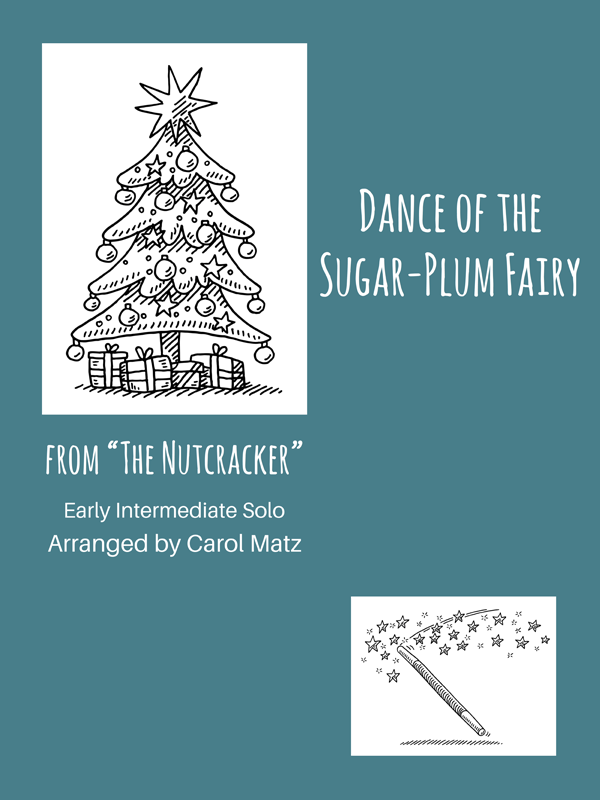 Dance of the Sugar-Plum Fairy - Tchaikovsky-Matz