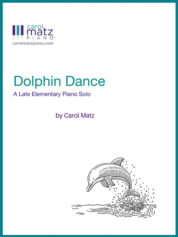 Dolphin Dance by Carol Matz