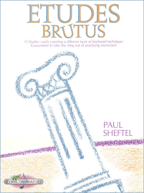 Etudes Brutus by Paul Sheftel