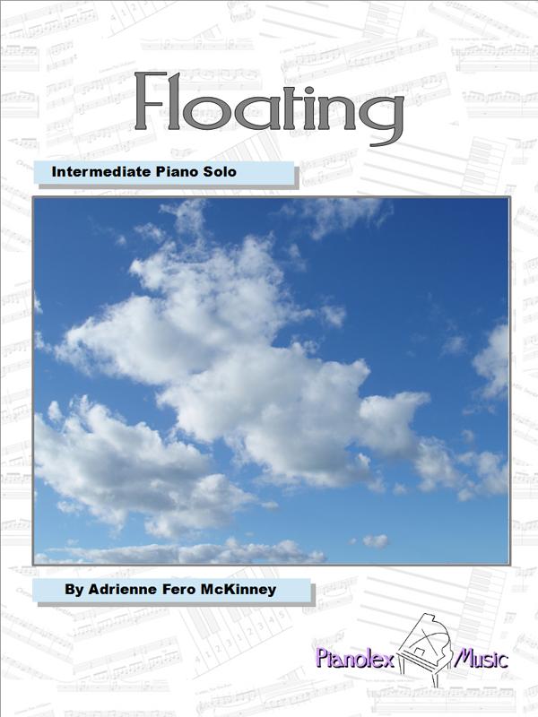 Floating by Adrienne McKinney