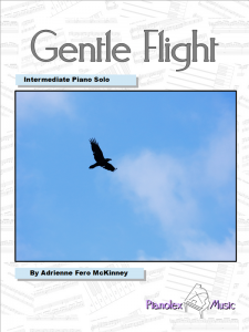Gentle Flight by Adrienne McKinney