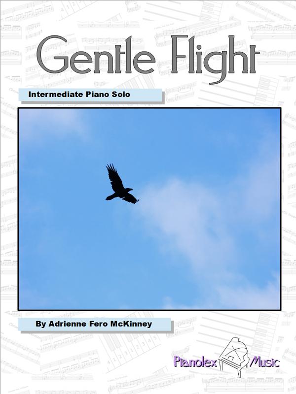 Gentle Flight by Adrienne McKinney
