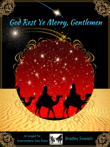 God Rest Ye Merry Gentlemen - Traditional-Sowash