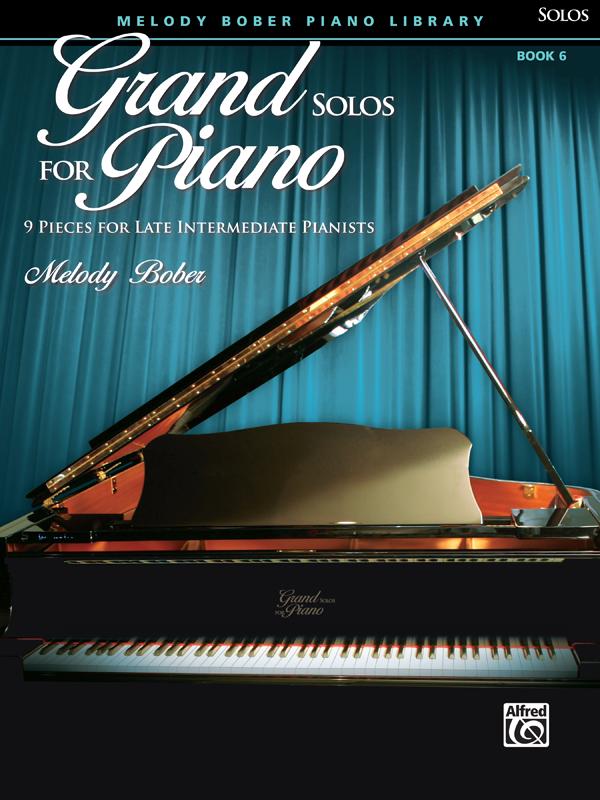 Grand Solos for Piano Book 6