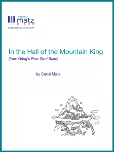 In the Hall of the Mountain King - Grieg-Matz
