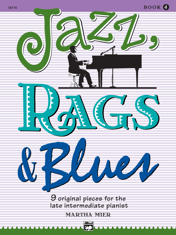 Jazz, Rags and Blues Book 4